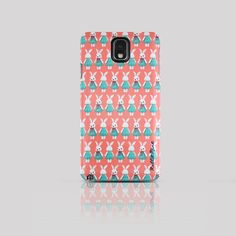 Samsung Galaxy Note 3 Case  Merry Boo Pattern by rabbitmint, $20.00