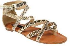 Steve Madden Gladiator Shoes