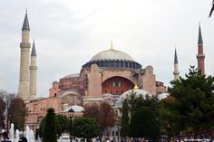Aya Sofya ,or it is called asHaghia Sofia .Completed in 537AD .