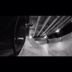 Foz - wallride pumpcage Manchester  Sore Skateboards - www.s0re.com