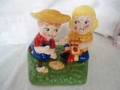 2002 Campbell Soup Kids Salt Pepper Shakers | eBay