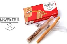 A Natural Toothbrush Picked from a Tree - http://www.psfk.com/2015/04/miswak-club-denta-hygiene-natural-toothbrush.html