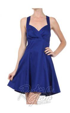 Retro Glam - Ixia Jazzy Halter Dress $55