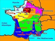 Leçon 1 : La géographie de la France - YouTube