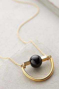 Chronicle Pendant Necklace #anthropologie