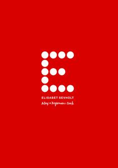 Elisabet Sevholt, logo (visual identity, brand strategy, web strategy, advisor) Visual Identity, Acting, Logo, Silver, Logos, Corporate Design, Environmental Print, Money