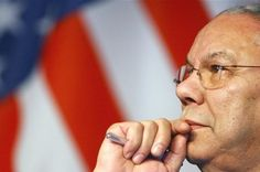 The Soldier - Colin Powell