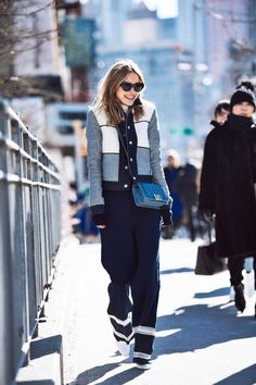 d842da4d4843 New York Fashion Week Fall Winter 2015 (Part A) - Street Style
