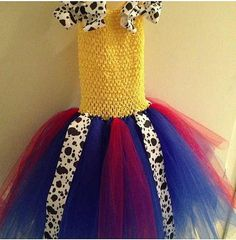 Jessie tutu  by Babyboutiquebycp on Etsy