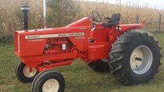Allis Chalmers Tractors, Heart Of America, Tractor Pulling, Wheels And Tires, Diesel Engine, Series 3, Farming, Auction