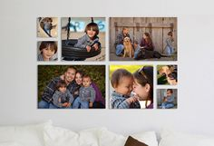 CollageWall photo displays | Overview - Bay Photo Lab