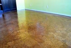 paper floor