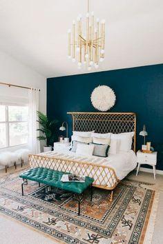 Hippie Bohemian Bedroom Decor Ideas (30)