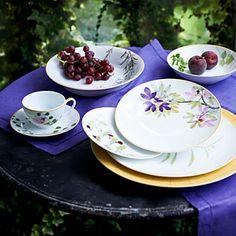 Bernardaud Jardin Indien Dinnerware   Bloomingdale's