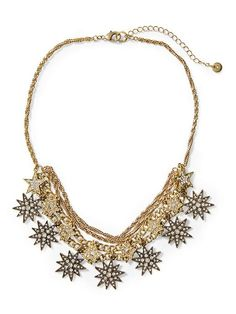 Stargazing Statement Necklace Product Image