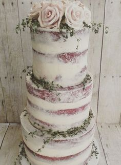 Featured Wedding Cak