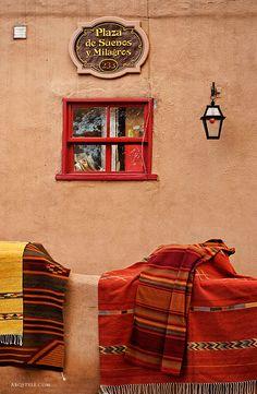 Santa Fe, New Mexico, Canyon Road Details