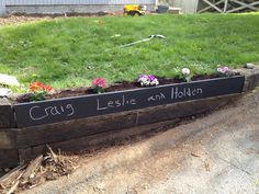 7 Best Railroad Tie Planters Images Railway Sleepers Gardens