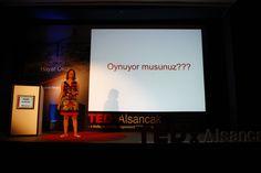 Yeşim Kunter at TEDxAlsancak