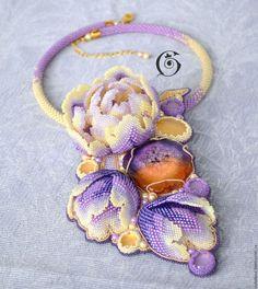 """PIONissimo"" Necklace. Maria Vukolova Goldfish"