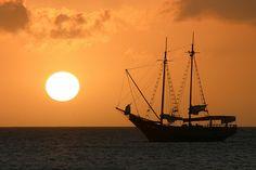 Aruba sunset...Caribbean
