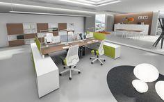 DV802-Gap 03 by DVO | Desking systems