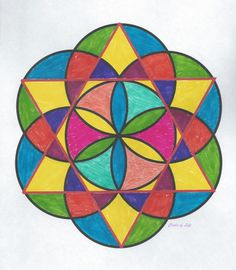 circ le of life Form Drawing, Paper Drawing, Diy Diwali Decorations, Mural Wall Art, Zen Art, Circle Of Life, Flower Of Life, Rangoli Designs, Sacred Geometry