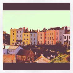 Tenby, Wales