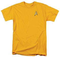 Star Trek Voyager TUVOK Licensed Adult T-Shirt All Sizes