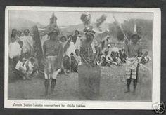 Sadan-Toradja-Warriors-Celebes-Sulawesi-Indonesia-20s