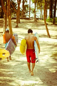 Ready for summer. Ready to get back into surfing. Ready for hot hot sun and real tans <3