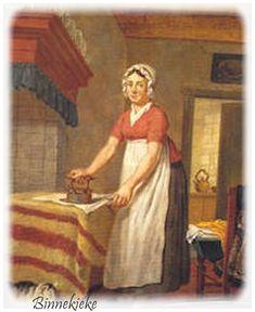 Ieder dorp in Brabant had vroeger mutsenmaaksters/plooisters die een eigen ontwerp hadden, zij die vaak met eenvoudig gereedschap ware kunstwerken wisten te ontwerpen. Strijkster/mutsenplooister was zelfs een apart beroep. Vrouwen die dat uitoefenden, hadden een groot assortiment aan strijk en plooigereedschap : boordenijzers, boltijzers, plooitangen, plooirekjes, plooiflesjes, neepjes (voor de neepjesmuts), gaufreerijzers, ei-ijzers (voor pofmouwen) en ribbelplooiers.