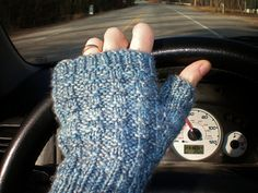 this pattern is being test knit. hope to release it in August. I love all things thermal and wanted some fingerless mitts that had stockinette stitch on the palm side to eliminate any bulk there……..needed cozy thermals for my hands:)