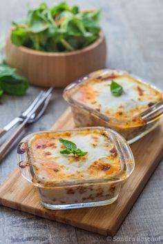 Lasagnes de Courgette à la Bolognaise