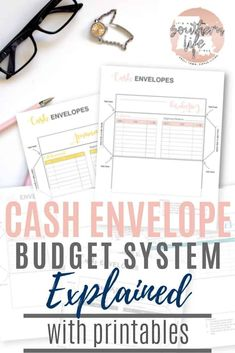 Use the cash envelope budget system for an easy way to manage your finances. Using a cash only system stops you from overspending and incurring overdraft fees. Track your spending by using this cash envelope method.
