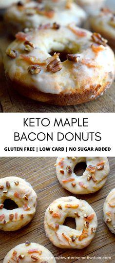 Keto Cupcakes, Keto Donuts, Keto Cake, Keto Cheesecake, Keto Cookies, Doughnuts, Low Carb Donut, Low Carb Sweets, Low Carb Keto