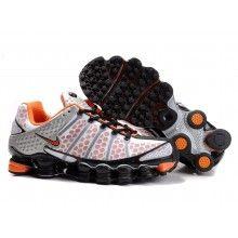 Nike Shox TL3 black orange silver