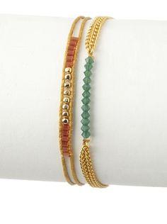 Shashi Natasha Stella Bracelet Set at MYHABIT