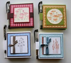 Craft Fair Post It Notes by dpetersen - Cards and Paper Crafts at Splitcoaststampers