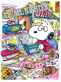 Snoopy by Greg Leibert at Coroflot.com
