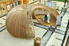 Slinky Pavillion
