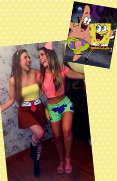 Best Halloween Costumes for BFFs so that you Celebrate your Friendship like Never Before - Hike n Dip