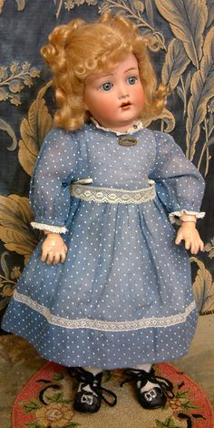 Charming 15 Cuno Otto Dressel Mein Liebling Antique Doll A Sweetheart Look | eBay
