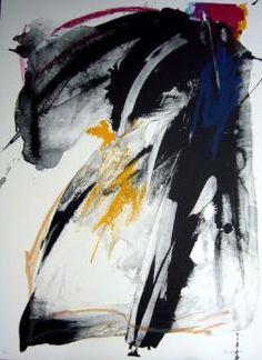 Jean Miotte, Ballade, 1992