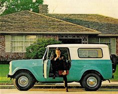 The International Scout Will Meet Your Needs