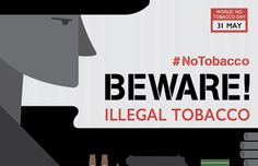 Do you have any idea that there is World No Tobacco day? It is to stop trade of tobacco product. #NoTobacco #Trading #DingGo