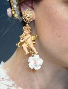 Dolce&Gabbana Fall 2012 Details
