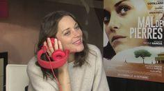 Découvrez l'interview de Marion Cotillard donnée à AlloCiné pour le film Rock'n Roll|Alliés|Mal de Pierres|Juste La Fin Du Monde|Beetlejuice