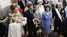 Prinzessin Madeleines Strahlen spricht Bände: Sie hat mit Chris und ihren zwei Kindern ihr Glück gefunden.