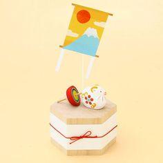 中川政七商店 日本市 六角柱干支飾り 未 [HD2081]【楽天市場】